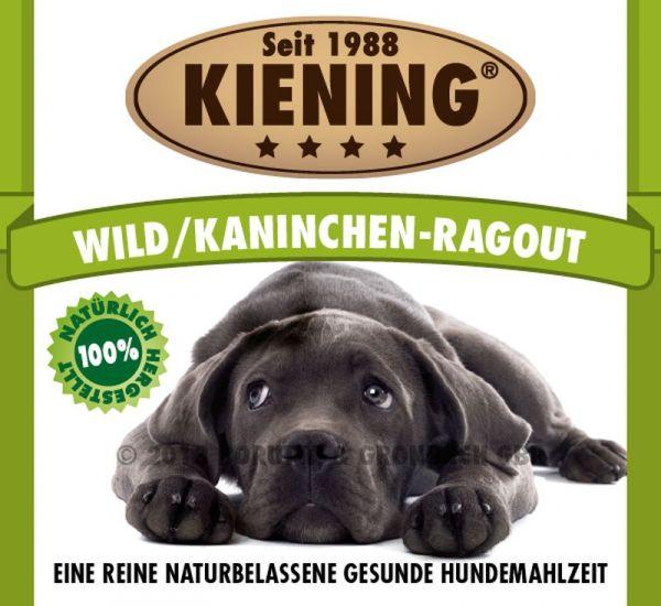 Wild-Kaninchen 820g-Dose