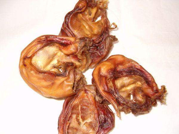 Rinderohrmuscheln 1 Kg