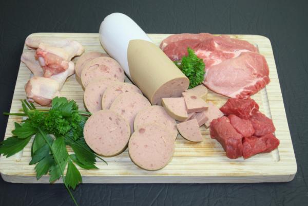 Fleischwurst Huhn 800g