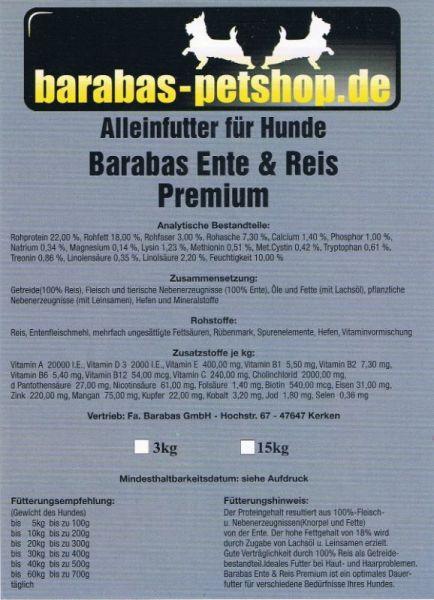 Ente & Reis Premium