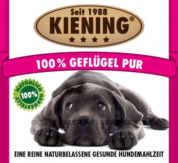 100% Geflügel 410g-Dose