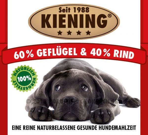 Geflügel & Rind 820g-Dose