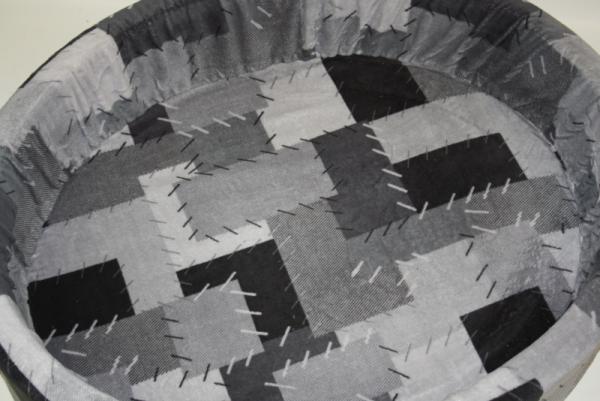 Teddybett patchwork