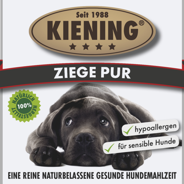 Ziege pur 410g-Dose
