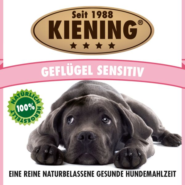 Geflügel Sensitiv 410g-Dose
