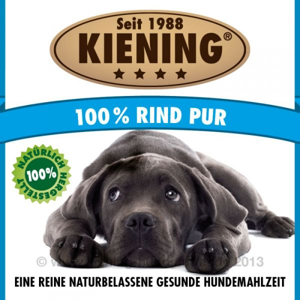 100% Rind pur 820g-Dose
